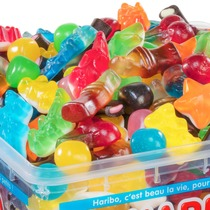 Tubos de bonbons